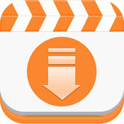 Orange Video Downloader downloading