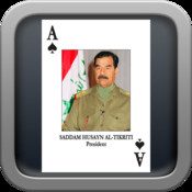Iraq 55 Most Wanted Cards