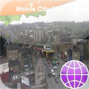 Huddersfield Street Map