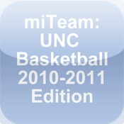 miTeam: UNC Basketball 2010 Edition free basketball screensaver