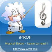 Musical Notes - Learn to read !