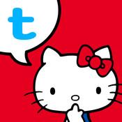 Hello Kitty app for twitter