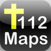 112 Bible Maps (with Bible Study)