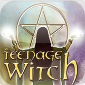 How To Be A Teenage Witch teenage room theme