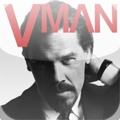 V Man for iPad - The Coming of Age Issue
