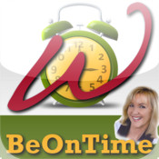 Be On Time for iPad - Never be late, love being on time. Hypnosis with Wendi
