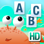 Learning alphabet is fun