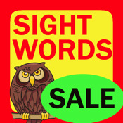 Sight Words Flashcard - 1000 words for kids in preschool, pre-k, kindergarten and grade school free search words