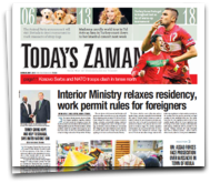 Today`s Zaman eNewspaper