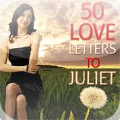 50 Love Letters to Juliet by Feel Social