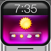 Weather Lock Screen Free free dowanload disk lock