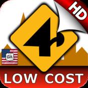 Nav4D Georgia (LOW COST) HD