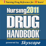 Nursing 2011 Drug Handbook