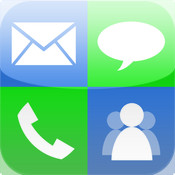Contacts AIO [ SMS,E-Mail,Multi Groups,Group SMS,Group E-Mail( with Easy CC/BCC ),Integrated Recent Contact list (including calls),Location Information, Large & Pattern Keyboard ] sms mail calendar