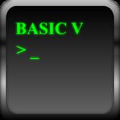 Hand BASIC - BASIC V Flavor viusal basic 6