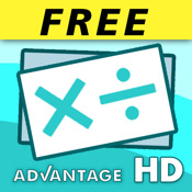 Math Flash HD (Flash Cards) flash wallpaper