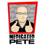 Medicated Pete 3D Talking Bobblehead