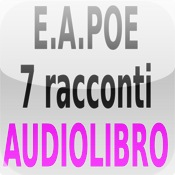 Audiolibro - E.A. Poe: il pozzo e il pendolo ed altri 6 racconti - lettura di Silvia Cecchini morella