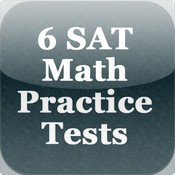 6 SAT Practice Tests (Math)