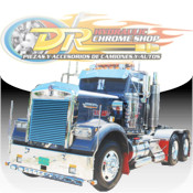 DR Hydraulic Chrome Shop chrome