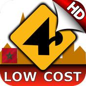 Nav4D Morocco (LOW COST) HD