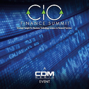 CIO Finance Summit 2012, a CDM Media Event