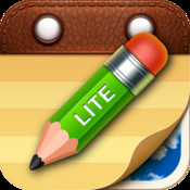 NoteMaster Lite for iPad create