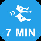 7 Minute Abs Calisthenics Challenge : Get your six pack with Full Fitness exercise workout trainer and fitness buddy, home, on-the-go personal mobile fitness trainer, weight loss for Health