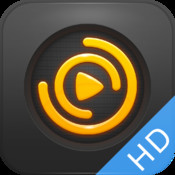 Moli-Player HD-free movie & music player for network download video & audio media on iPad