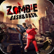A Zombie Bash and Dash 3D Undead Running Survival Game Pro