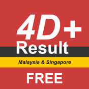 4D Result Plus Live - Magnum 4d, Sports Toto, PMP Da Ma Cai and Singapore Pools