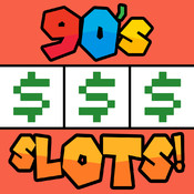 90`s Slots - Retro Style Slot Machine with a Large Helping of Nostalgia