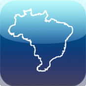 Aqua Map Brazil - Marine GPS Offline Nautical Charts for Fishing, Boating and Sailing