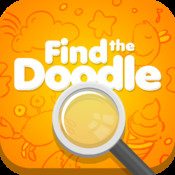 Find The Doodle Free ~ Challenge your brain to find the hidden objects in the pics riddles & puzzles! challenge