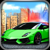 A High Speed City Run: Escape From The Police – Free HD Racing Game