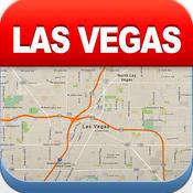 Las Vegas Offline Map - City Metro Airport