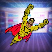A Mini Cartoon Hero Journey GRAND - The Fun Heroes Puzzle Run Game