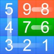 Numbers Solitaire - easy-to-play card puzzle game that uses numbers. point numbers