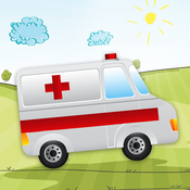 An Emergency Ambulance Rescue Race ULTRA - The Extreme Hospital Driving Game