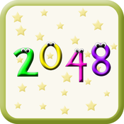 Revolving 2048 Free Game - The Best Addictive and Calculative App for Kids, Boys and Girls