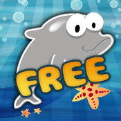 Sea Numbers Free - Kids learn by tracing numbers point numbers