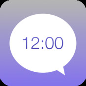 Talk Time (Time signal clock)