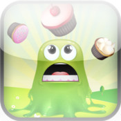 Cupcake Munch Accelerometer Game munch