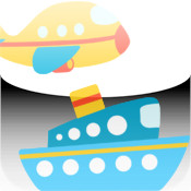 Kids Vehicles: Learn with fun - land, air, water vehicles