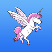 Flappy Unicorn - Rainbow Games Feat. The Robot Unicorn Attack Bird From The Year 2048