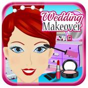 Wedding Makeover Fashion Salon Game for Girls