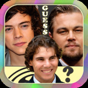 Celebrity Mania: Popular Music, Hollywood, TV Show, Cricket, FootBall, Swimmers, Golf Celebrities Word Trivia Game