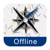 Gothenburg Street Map Offline