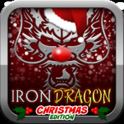 Iron Dragon : Christmas Edition - Against The Tiny Ninja Thief Force