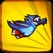 Addictive Dragon Wings - Ultimate Flying Games for Kids Free